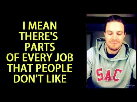 The Best of Stephen Amell. Part 2 (HUMOR)