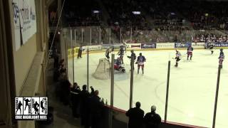 2013-14 Erie Otters Hockey - Kitchener Rangers