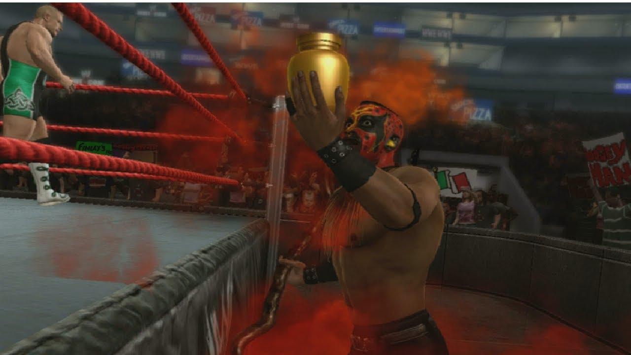 Download THE BOOGEYMAN! WWE SVR 2009 - Undertaker's Road to Wrestlemania - EP 5 (WWE Smackdown vs RAW 2009)