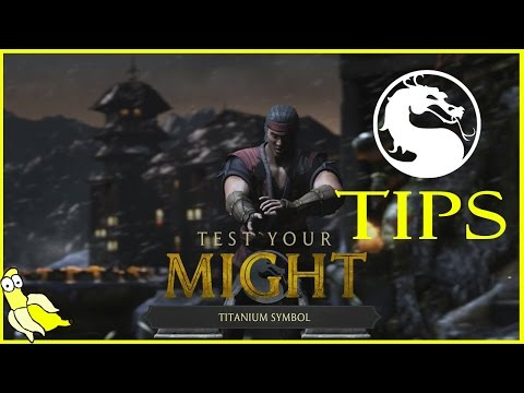 Mortal Kombat X - Test Your Might Tips