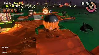Splatoon 2: Salmon Run - All Special Events on Lost Outpost (Profreshional Level)