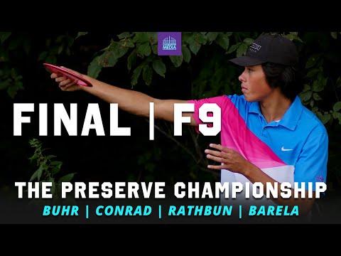Download 2021 The Preserve Championship   FINAL F9   Buhr, Conrad, Rathbun, Barela   GATEKEEPER MEDIA