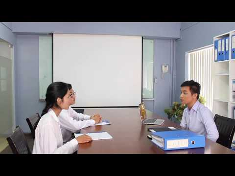 Cambodian Business Law role play - Class E year 3
