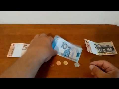 Новые деньги в Беларуси 2016