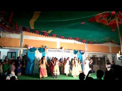 TSMS Nizam Sagar Students Dance