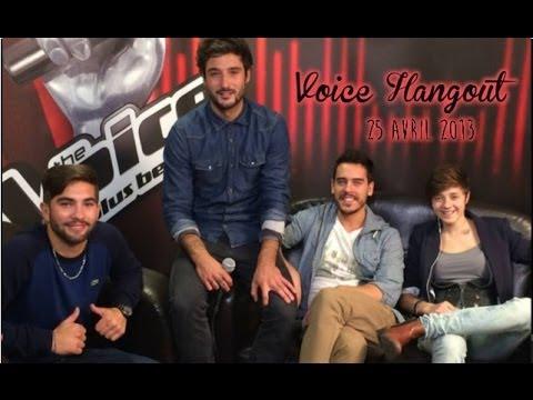 Hangout avec Kendji Girac, Elodie Martelet et les Frero Delavega