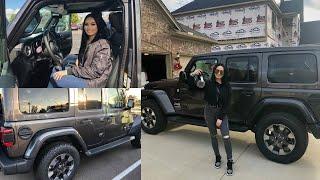 BUYING MY FIRST CAR AT 18!!! Jeep Wrangler Sahara 2019