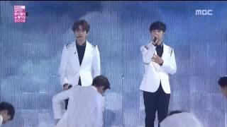 "Video Live HD | 141207 EXO ""인어의 눈물 (Baby Don't Cry) & 월광 (Moonlight) & 으르렁 (Growl)"" @ MBC 코리안 뮤직 웨이브 인 베이징 download MP3, 3GP, MP4, WEBM, AVI, FLV Mei 2018"