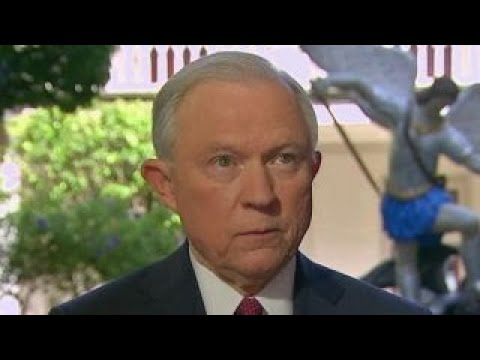 Jeff Sessions on the fight against MS-13