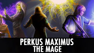 Skyrim Mod: Perkus Maximus - The Mage