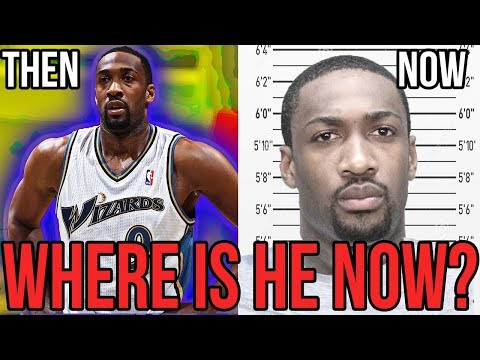 Where Are They Now? GILBERT ARENAS