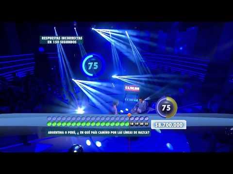 Nicolás logra superar el juego final de Avanti ganando 8.700.000