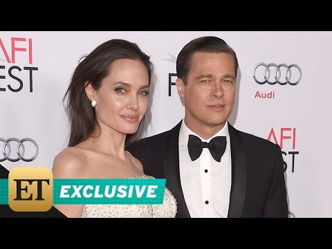 EXCLUSIVE: Brad Pitt Is 'Happy' and 'Relieved' Custody Battle With Angelina Jolie Has Died Down