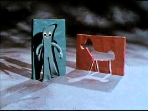 Gumby and Pokey Intro (1967) - YouTube