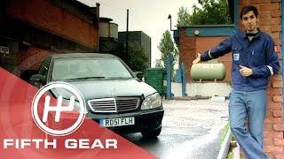 Fifth Gear Used Car Bargains смотреть