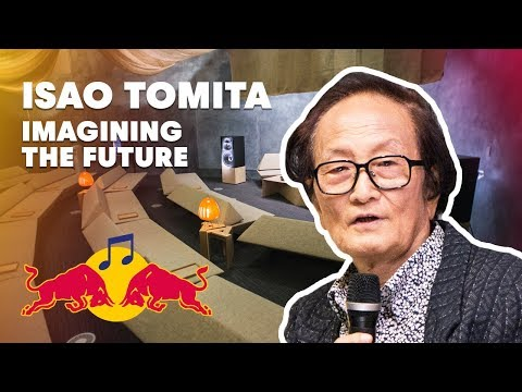 Isao Tomita On Apocalypse Now, Moog And Vocaloid Hatsune Miku | Red Bull Music Academy