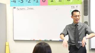Intro to Polynomial Division (1 of 3: Comparing to numerical division)