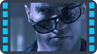 T-800 в психбольнице — «Терминатор 2: Судный день» (1991) сцена 5/10 HD