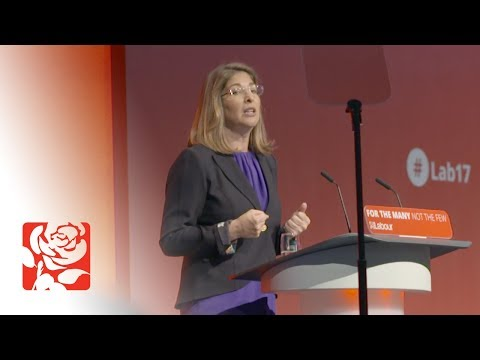 Naomi Klein's Speech to Labour Conference