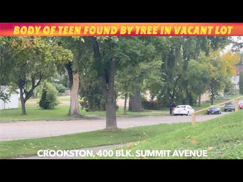 Death of teen under investigation in Crookston