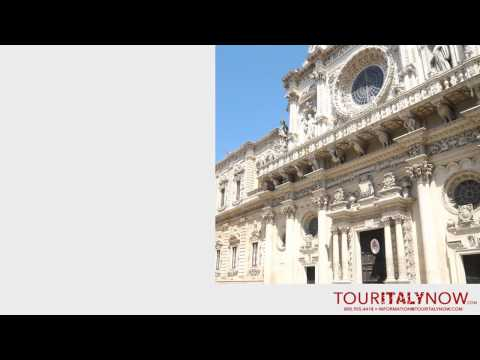 Introduction to the City of Lecce, Italy