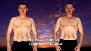 Как похудеть за 3 месяца в Центре фитнеса Медлайф, серия 1