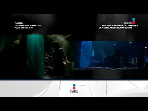 """¿La Forma Del Agua de Guillermo del Toro es el plagio de """"El espacio entre nosotros""""?"""