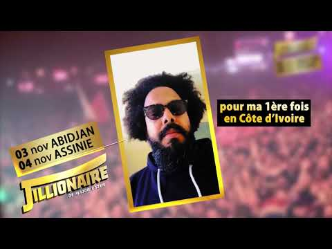 JILLIONAIRE & DAFT PUNK Tribute 1st Time In Black Africa By FME-Booking - Radio Ad