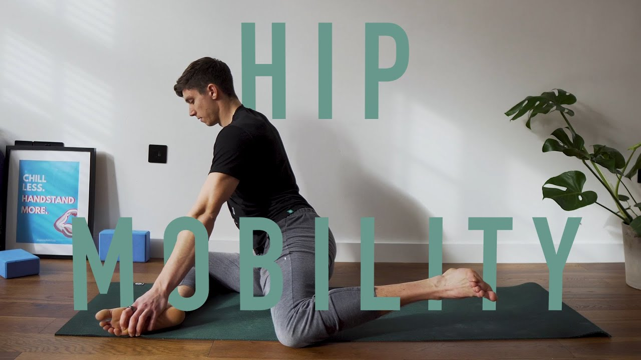Download 12 Minute Hip Mobility Routine (FOLLOW ALONG)
