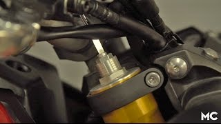 Suspension Tech: How To Dial In Your Rebound Damping | MC GARAGE