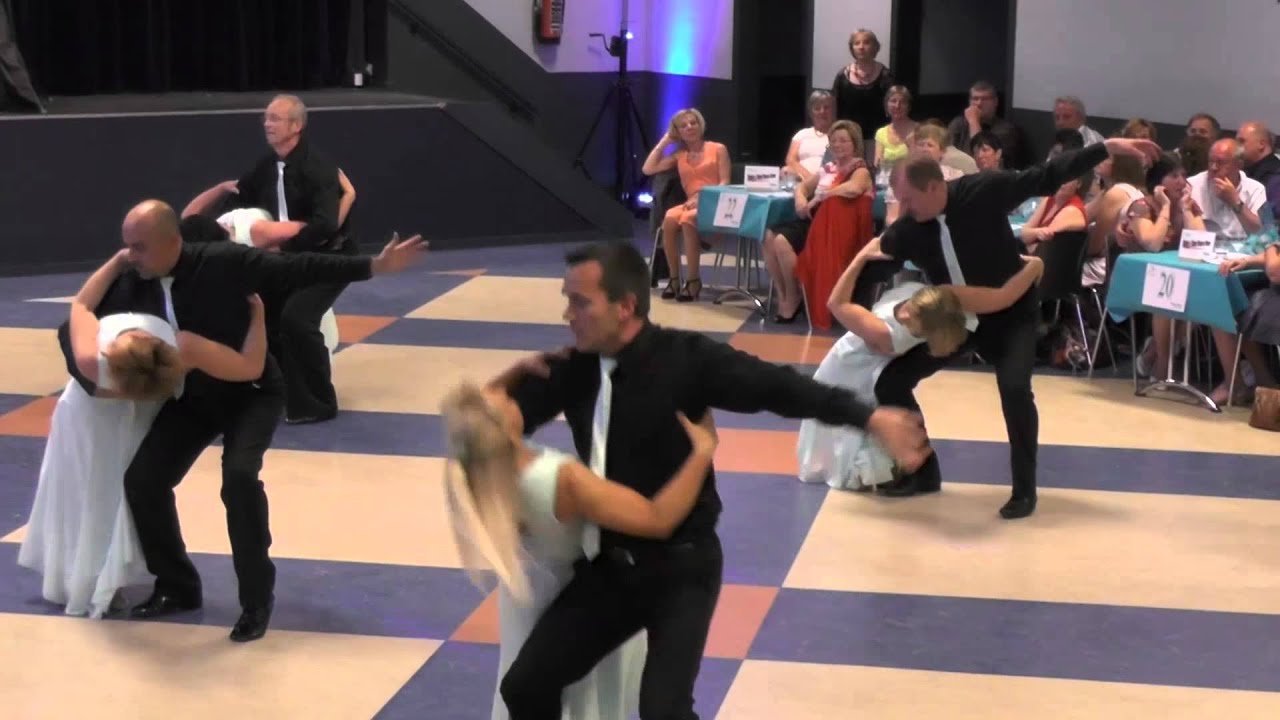 D mo danse de salon p3 soir e de cl ture swing sway for Youtube danse de salon