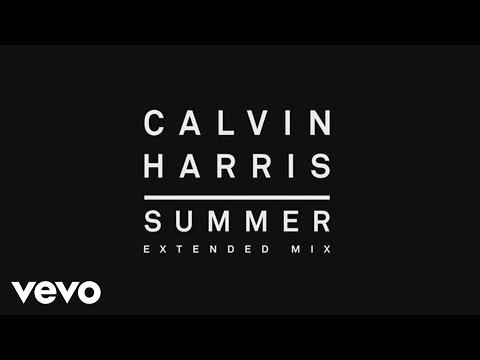 Calvin Harris - Summer (Extended Mix) [Audio] להורדה