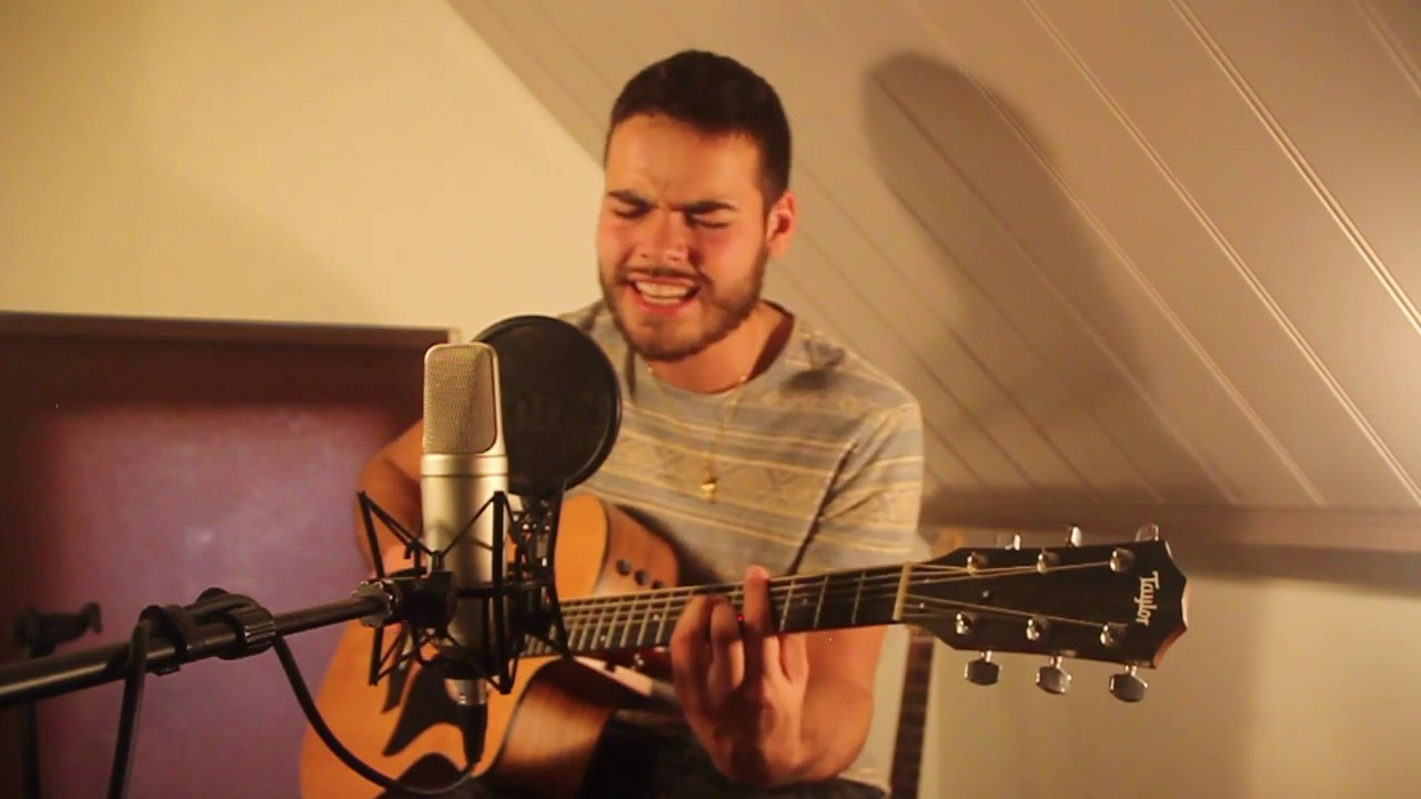 Lazy Song by Bruno Mars (Indie Acoustic Cover) - YouTube