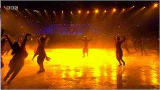 Emeli sande -abide with me. (with the Akram khan dance co) London 2012
