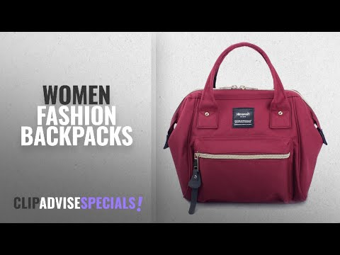 10 Best Fashion Backpacks For Women | Editor Choice 2018