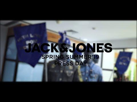 Spring Summer 19 Press Preview   JACK & JONES INDIA