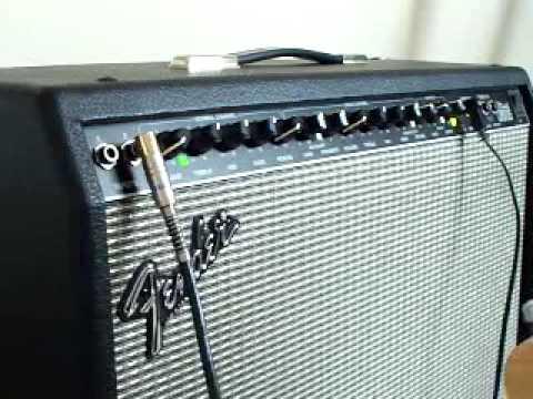 Fender Ultimate Chorus Amplifier