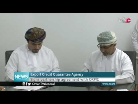 ECGA of OMAN signs partnership with ORPiC