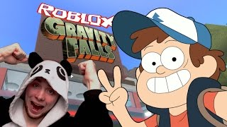 GRAVITY FALLS CAŁKIEM SPOKO | CARTOON TYCOON! | ROBLOX #80