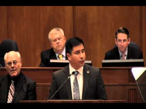 Scott Davis Speaks to N.D. Legislature 2013