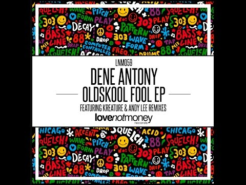 Dene Antony - What You Mean To Me (Original Mix)