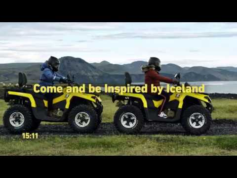 It's about time to be Inspired by Iceland