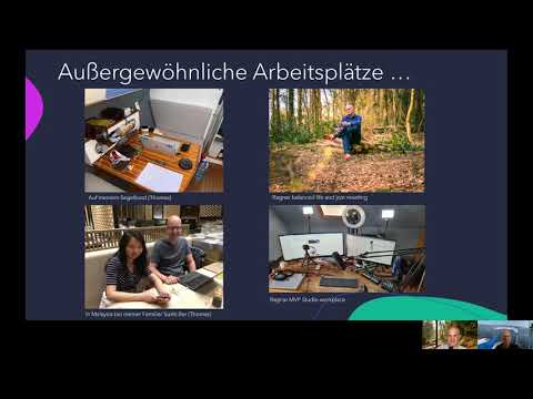 Work from Anywhere - MVP Video Cast