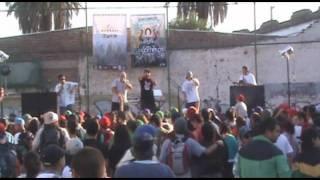 """Chilenos Mcs Crew - En Vivo en """"La Voz de los Grandes"""""""