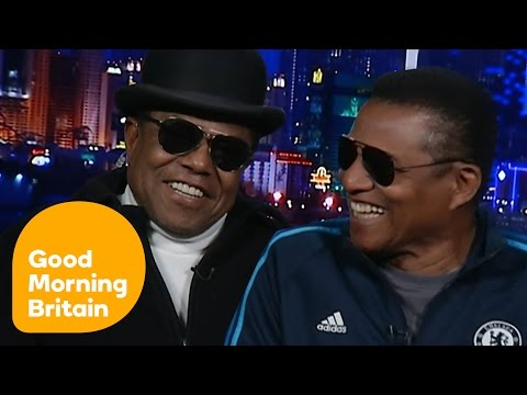 50 Years of The Jacksons   Good Morning Britain