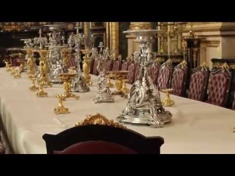 The opulent Napoléon III Apartments, Louvre Museum MUST SEE