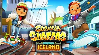 Subway Surfers World Tour 2018 Iceland (Android Gameplay)| Droidnation