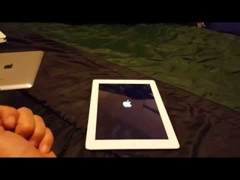 ALL IPADS: HOW TO FIX A DISPLAY THAT WONT TURN ON/ BLACK SCREEN / BLANK DISPLAY