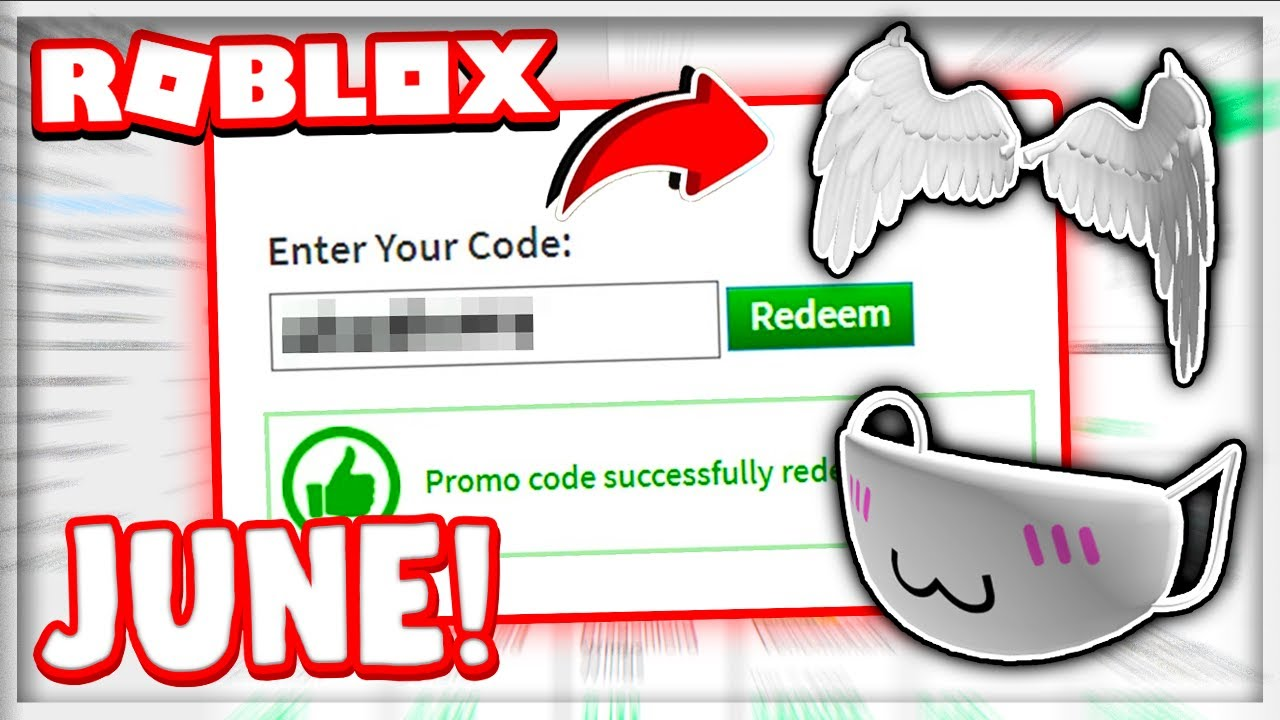 JUNE* ALL NEW *WORKING* PROMO CODES in ROBLOX !?! (2020 ...