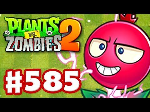 Plants vs. Zombies 2 - Gameplay Walkthrough Part 585 - Electric Currant Premium Seeds Epic Quest!